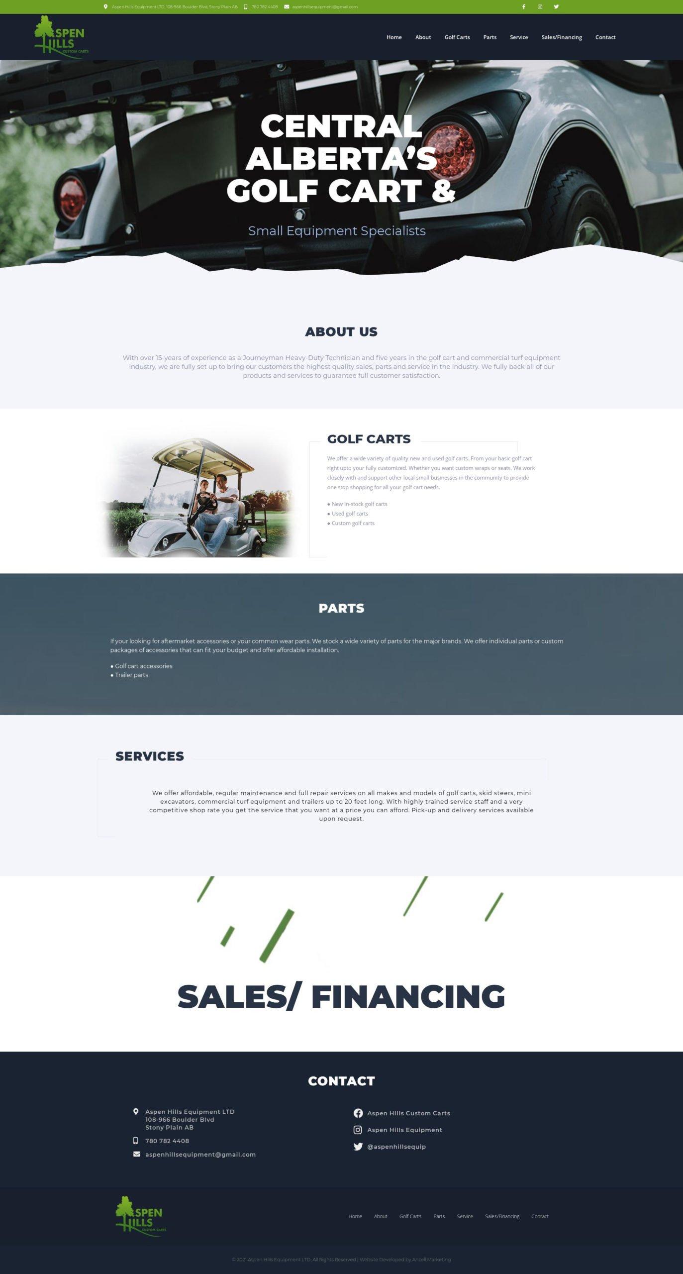 Ancell Mktg Portfolio